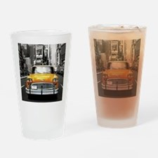 Cute New york Drinking Glass
