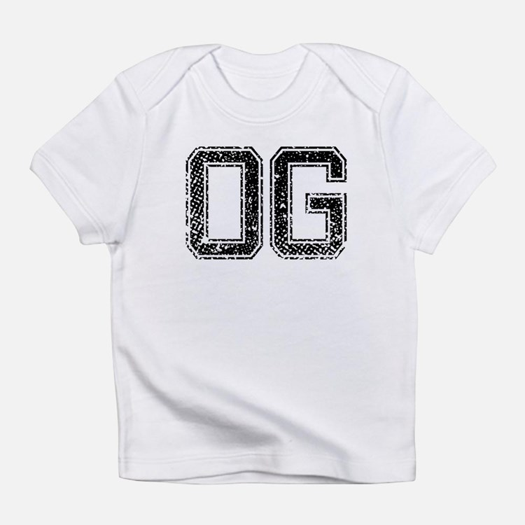 Cute Gangsta Infant T-Shirt