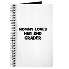 Mommy Loves Her 2nd Grader Journal