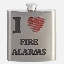 Funny Alarm Flask