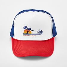 Catalina Island California Trucker Hat