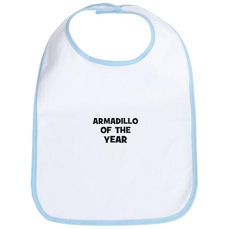 armadillo of the year Bib