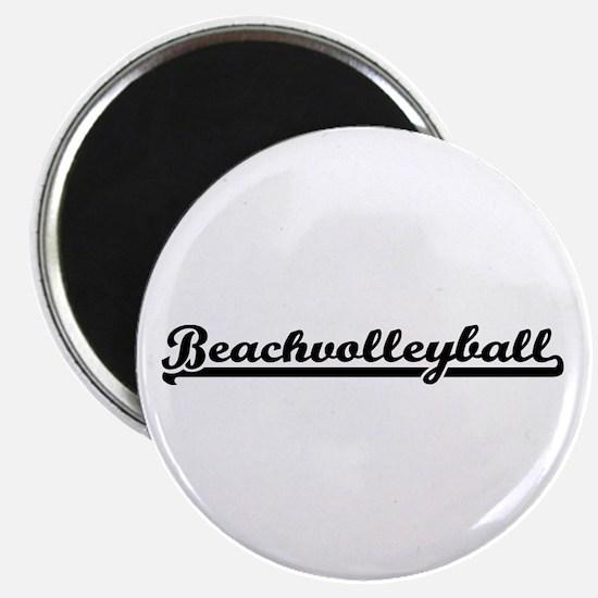 Beachvolleyball Magnet