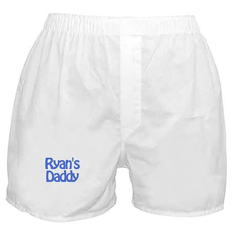 Ryan's Daddy Boxer Shorts
