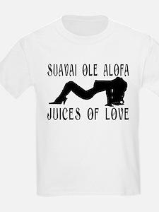 Suavai Ole Alofa T-Shirt