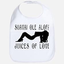 Suavai Ole Alofa Bib