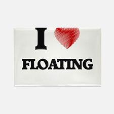 I love Floating Magnets