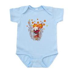 Winter Goddess Infant Bodysuit