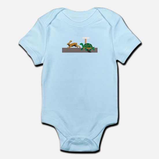 Tortoise and Hare Body Suit