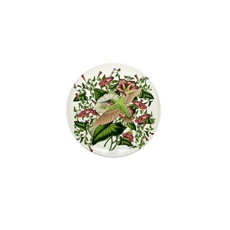 Morning Glory Mini Button (10 pack)