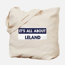 All about LELAND Tote Bag