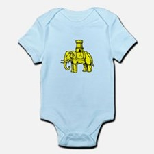 Elephant And Castle Body Suit