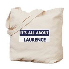 All about LAURENCE Tote Bag