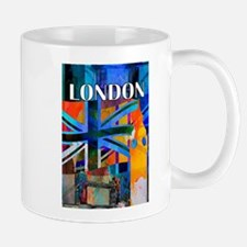 London Poster Mugs
