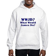 WWJD? Hoodie