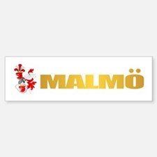 Malmo Bumper Bumper Bumper Sticker