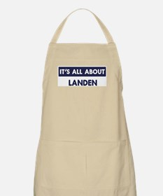 All about LANDEN BBQ Apron