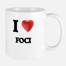 I love Foci Mugs