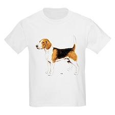 Beagle Dog Kids T-Shirt