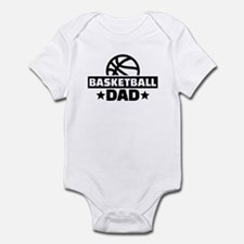 Basketball dad Infant Bodysuit