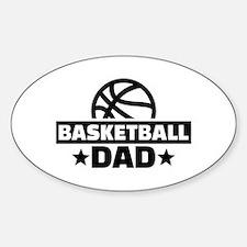 Basketball dad Decal