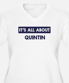 All about QUINTIN T-Shirt