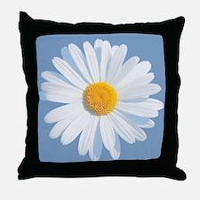 Unique Daisy Throw Pillow