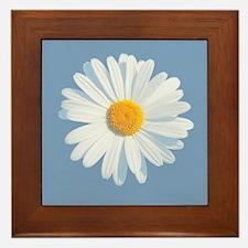 daisy Framed Tile