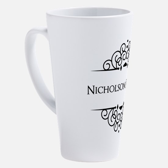 Cute Occasions 17 oz Latte Mug