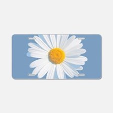 daisy Aluminum License Plate