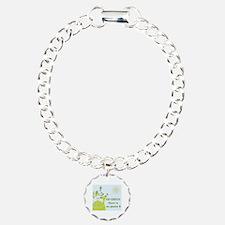 Unique Green Bracelet