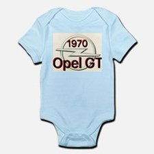 Opel GT Plate Body Suit