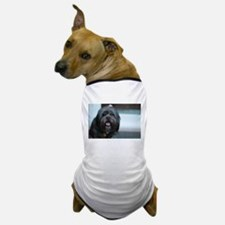 smiling lhasa type dog Dog T-Shirt