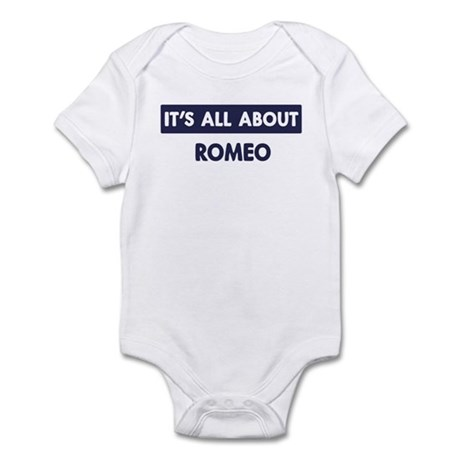 All about ROMEO Infant Bodysuit