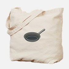 Frying Pan Tote Bag