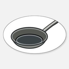 Frying Pan Decal