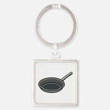 Frying Pan Keychains