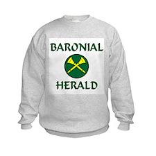 Baronial Herald Sweatshirt