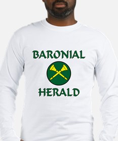 Baronial Herald Long Sleeve T-Shirt