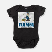 New grandfather Baby Bodysuit