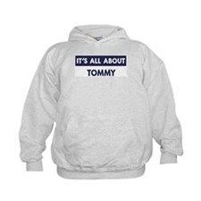 All about TOMMY Hoodie
