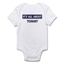 All about TOMMY Infant Bodysuit