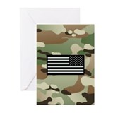 Ir flag Greeting Cards (10 Pack)