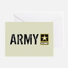 U.S. Army: Army (Sand) Greeting Card