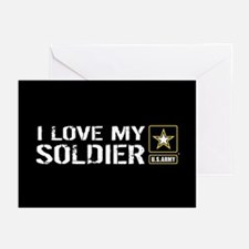 U.S. Army: I Love My Sol Greeting Cards (Pk of 10)