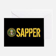 U.S. Army: SAPPER Greeting Card