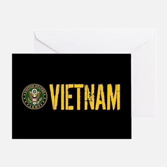 U.S. Army: Vietnam Greeting Card