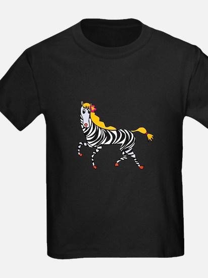 Lady Zebra T-Shirt