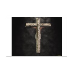 Crucifixion (Back) 14x11 Poster Print