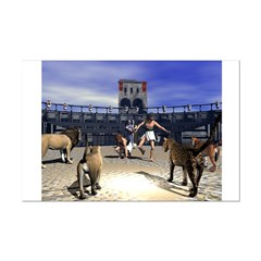 The Coliseum 14x11 Poster Print